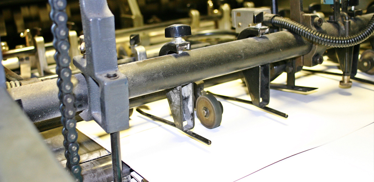 Echipamente de ultima generatie, la o tipografie din Maramures