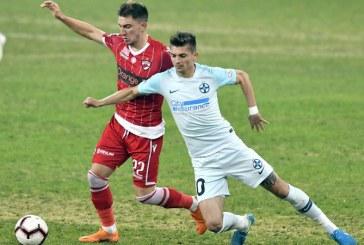 Fotbal – Liga I: Dinamo – FCSB 1-1
