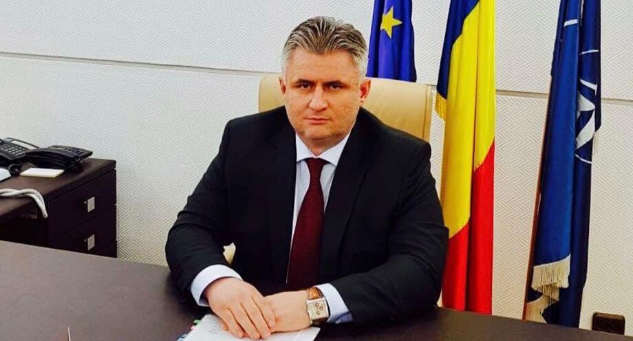 Dragos Titea, numit secretar de stat la Ministerul Transporturilor