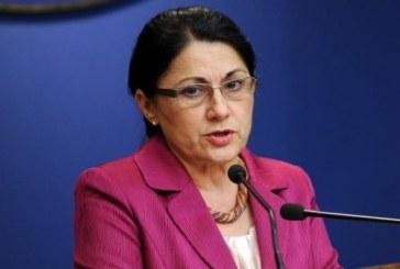 Andronescu: Cred ca putem sa lansam drafturile celor trei legi ale invatamantului dupa alegeri
