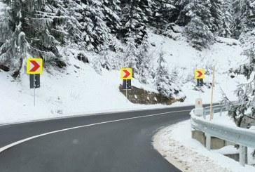 Meteo: Vremea in Baia Mare si la munte. Drumarii au intervenit in pasurile montane Gutai si Prislop