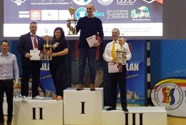 Taekwon-do ITF: 37 de medalii obtinute de sportivii baimareni la Cupa Romaniei de la Deva