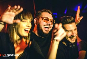 VIDEO: De-men-ti-al! Zu Party, in noul club La Moustache. Ce i-a impresionat pe DJ-i