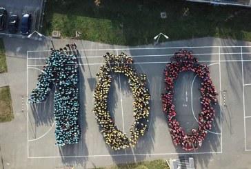 """INEDIT: Cum au marcat 100 de ani de la Unire elevii de la Colegiul National """"Vasile Lucaciu"""""""