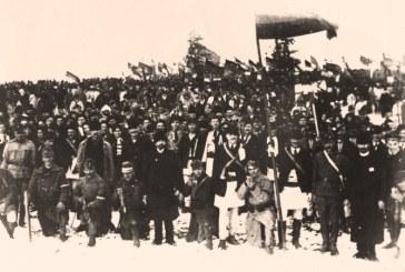 1 Decembrie 1918: Maramuresenii au spus la Alba Iulia DA pentru Unire