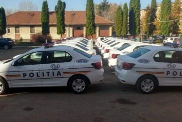 15 autospeciale noi in dotarea Inspectoratului de Politie al Judetului Maramures