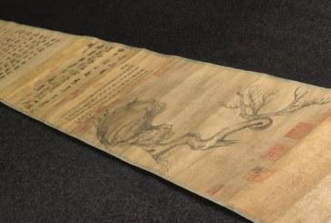 O pictura veche de 1.000 de ani a fost vanduta cu 52,5 milioane de euro