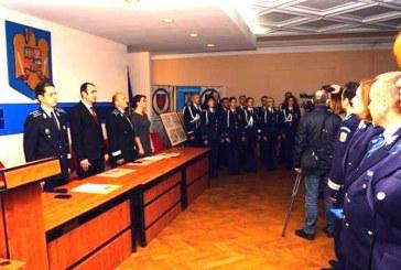 100 de ani de la Marea Unire sarbatoriti de politistii maramureseni