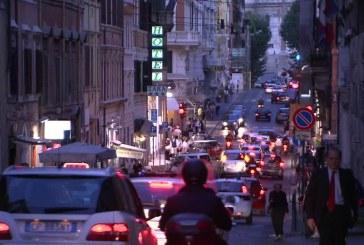Restrictii la Roma pentru automobilele poluante din ianuarie 2019