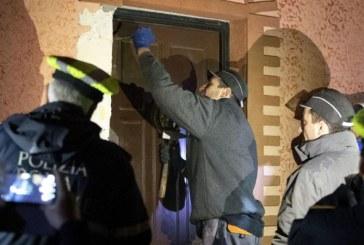 Politia italiana a confiscat vile ale mafiei in cursul unor razii la Roma