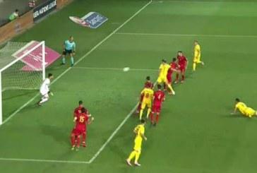 Fotbal: Romania a invins Muntenegru cu 1-0 si a terminat pe locul 2 in grupa din Liga Natiunilor