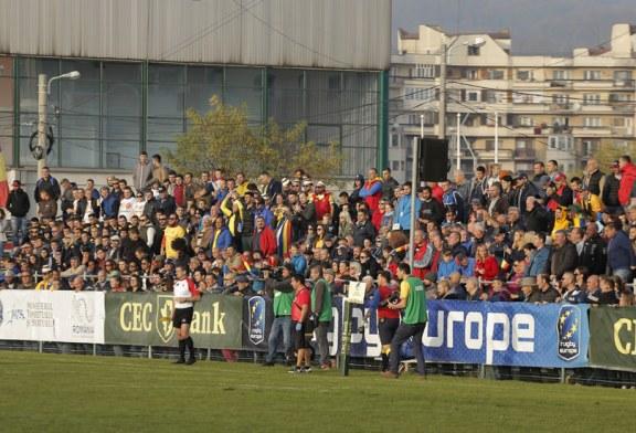 Baia Mare: Jandarmii vor asigura, maine, conditiile de securitate la meciul de rugby dintre CSM Stiinta Baia Mare si CSM Bucuresti