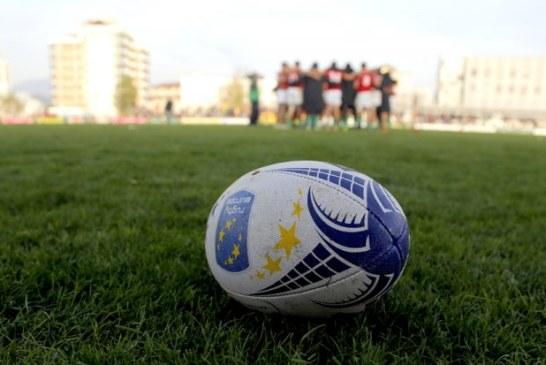Rugby: Cinci zimbri la prima reprezentativa