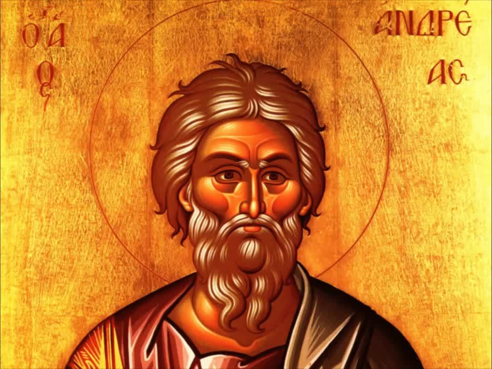 30 noiembrie - Sarbatoarea Sfantului Apostol Andrei, ocrotitorul Romaniei