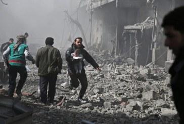 Siria: 43 de persoane ucise in raiduri ale coalitiei anti-SI, potrivit OSDO