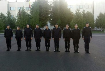 Tineri absolventi la Jandarmeria Maramures