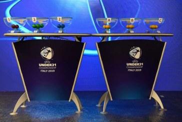 Fotbal: Romania, in grupa cu Anglia, Franta si Croatia, la Campionatul European Under-21 din 2019