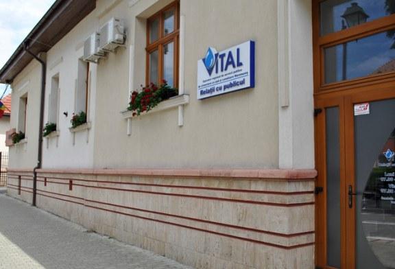 Băimărenii care nu doresc să acumuleze datorii la VITAL pot plăti factura lunara la caserii, online sau PayPoint