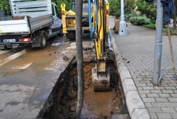 VITAL: Program interventii la reteaua de distributie a apei, Cavnic – 5 noiembrie