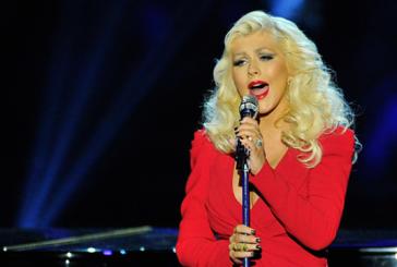 Christina Aguilera va sustine un recital de Anul Nou in Times Square
