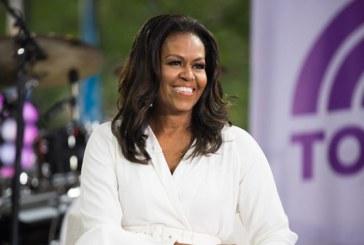 Michelle Obama a devenit cea mai admirata femeie din SUA, depasind-o pe Hillary Clinton