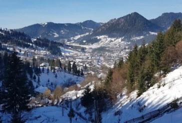 Meteo: Ninsori slabe anuntate in zona montana. Temperaturile minime vor fi cuprinse intre -1 si -5 grade C, sambata, in Maramures