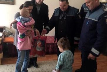 Misiuni de suflet organizate de politistii maramureseni