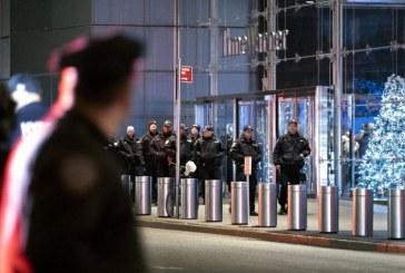 SUA: Birourile CNN, din New York, au fost evacuate in urma unei alerte cu bomba