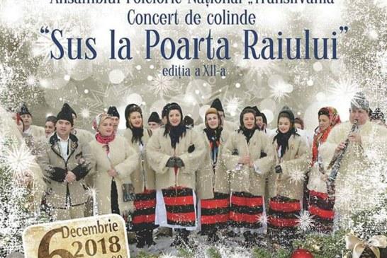 """Baia Mare: Concertul extraordinar de colinde """"Sus la Poarta Raiului"""", la o noua editie. Cand are loc"""