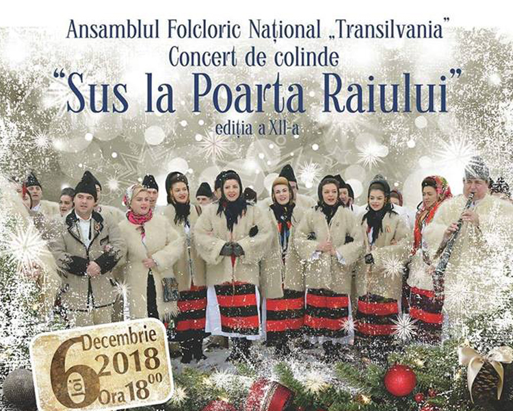 Baia Mare: Concertul extraordinar de colinde