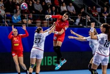 Handbal feminin: Romania a invins categoric Norvegia, cu 31-23, la EURO 2018