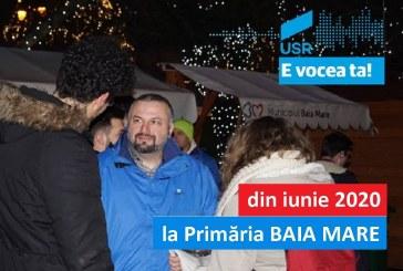 USR Maramures anunta candidatul la Primaria Baia Mare – Dan Ivan, presedintele USR Maramures