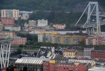 Autoritatile italiene au inaugurat podul de la Genova care s-a prabusit partial in august