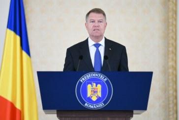 Presedintele Iohannis a promulgat Legea bugetului de stat pe 2019