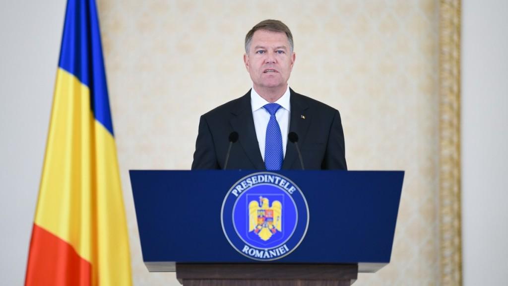 Iohannis: La Consiliul European fiecare stat are un singur reprezentant; reprezentantul Romaniei este presedintele
