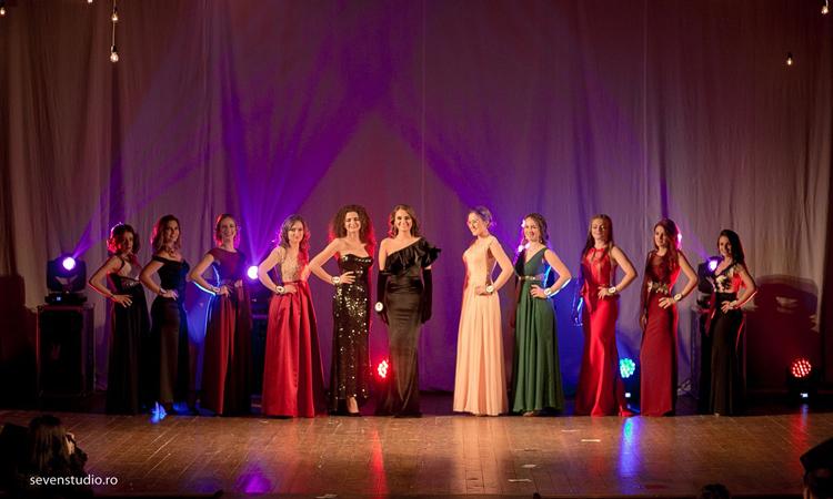 Baia Mare: Editie aniversara a concursului Miss Universitaria