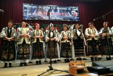 Moisei: Concert de colinde si obiceiuri de iarna
