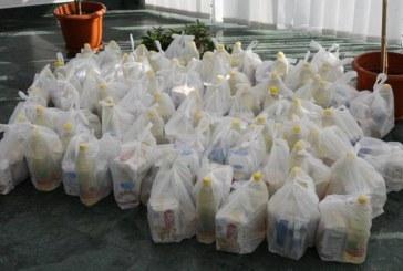 Farcasa: 800 de familii vor beneficia de un pachet cu alimente