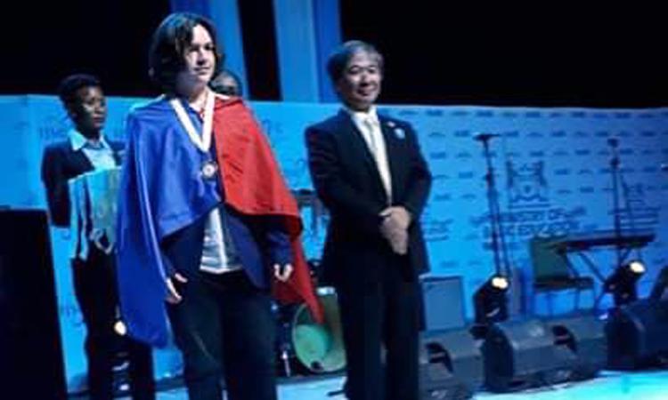Un elev baimarean a obtinut medalia de bronz la Olimpiada Internationala de Stiinte Juniori