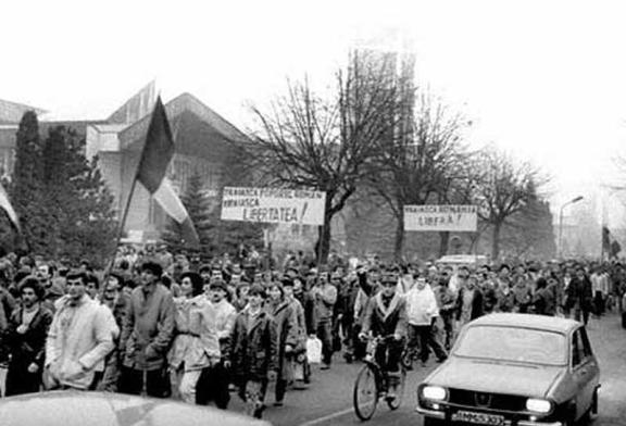 Eroii martiri ai Revolutiei, comemorati sambata in Baia Mare