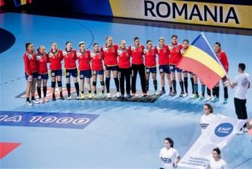Handbal feminin: Romania, victorie dramatica in fata Spaniei la EURO 2018, 27-25