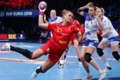 Handbal feminin: Romania, invinsa de Rusia cu 28-22, in semifinalele EURO 2018