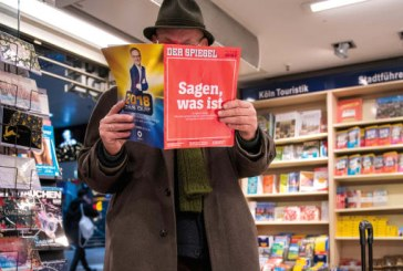 Jurnalistul falsificator de la Der Spiegel neaga acuzatia de deturnare de fonduri