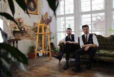 Concert la Kiev: Ciprian Rogojan si Doru Todorut de la 2 GENTS se pregatesc de semifinala Eurovision