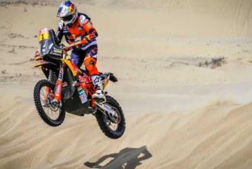 Moto: Sam Sunderland a castigat etapa a cincea a Raliului raid Dakar 2019