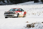 Auto: Peste 35 de echipaje participa la Romania Historic Winter Rally