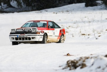 Auto: Peste 35 de echipaje participa la Romania Historic Winter Rally