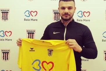 Fotbal: Minerul Baia Mare, o noua achizitie pe piata transferurilor
