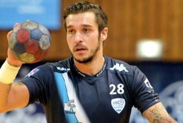 Alexandru Csepreghi, desemnat cel mai bun handbalist din Liga Zimbrilor in 2018