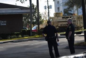 SUA: Atac armat intr-o banca din Florida soldat cu cel putin cinci morti
